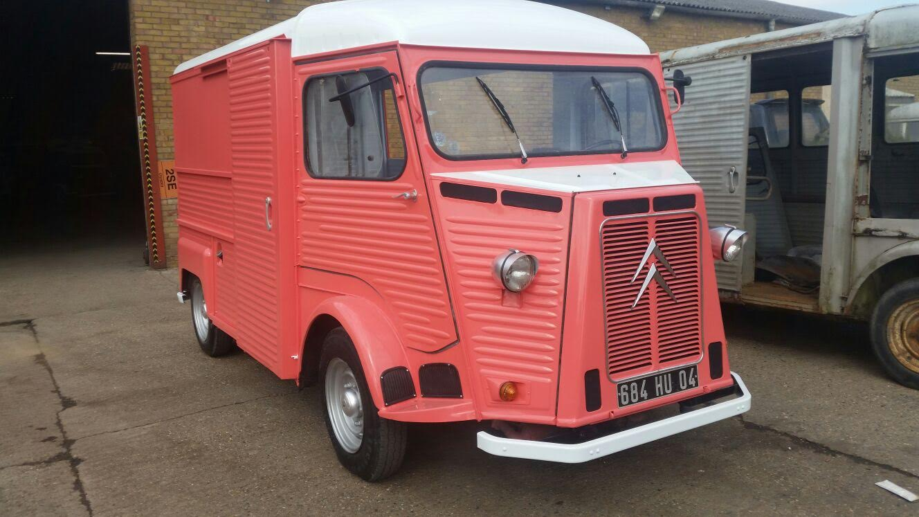 Citroen H Van for Sale - Uk's biggest stock of citroen hy ... Vans For Sale